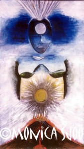 The Chakras (oil, 1988)