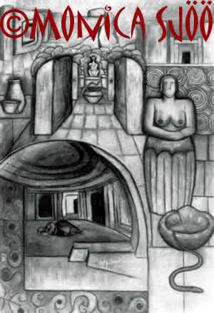 37 Maltese Goddess large